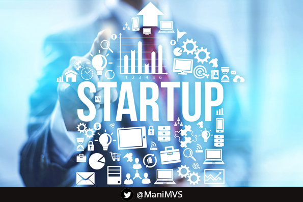 Startup Ideas from Mani MVS