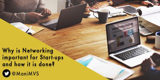 Startup Networking | MVS Mani